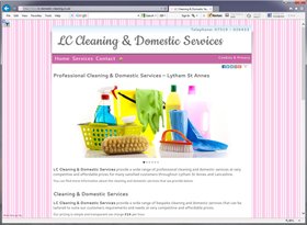 LC Cleaning & Domestic Services