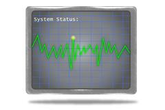 Hosting Service System Status