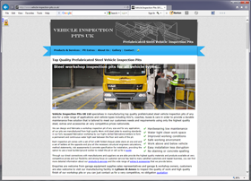 Vehicle Inspection Pits UK Ltd